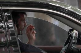 """أفضل حارس مرمى في العالم """"يدخن"""" بعد التمرين"""