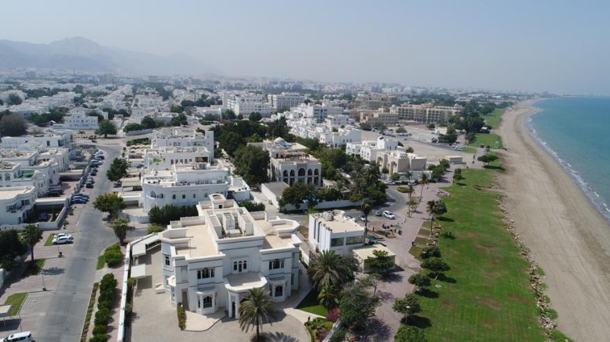 التجانس العمراني في مدينة مسقط