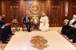 """جلالة السلطان يتلقى دعوة للمشاركة في """"القمة العربية التنموية"""" بلبنان"""
