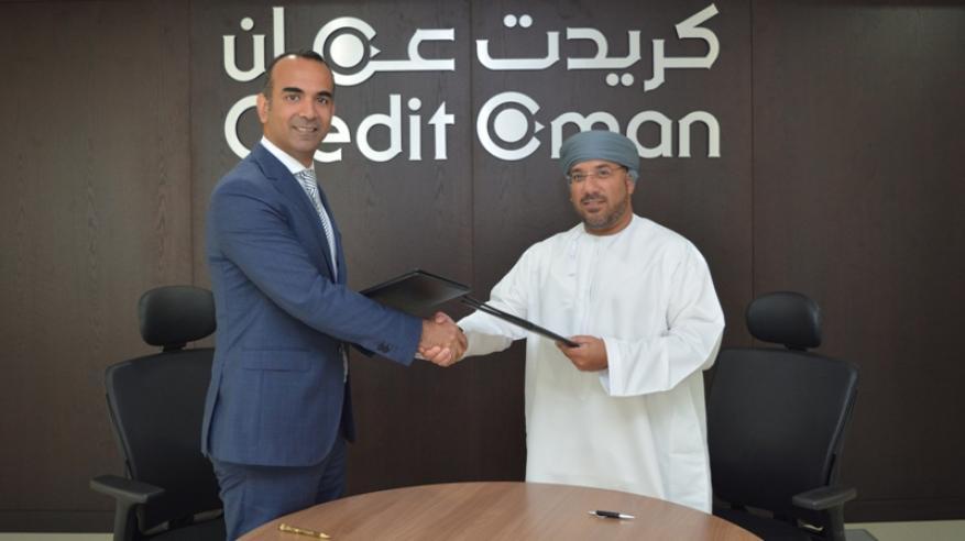 "تعاون بين ""كريدت عمان"" ومستشاري الاستردادات"