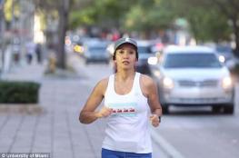 تعرف على قصة الفتاة التي هزمت السرطان بالجري