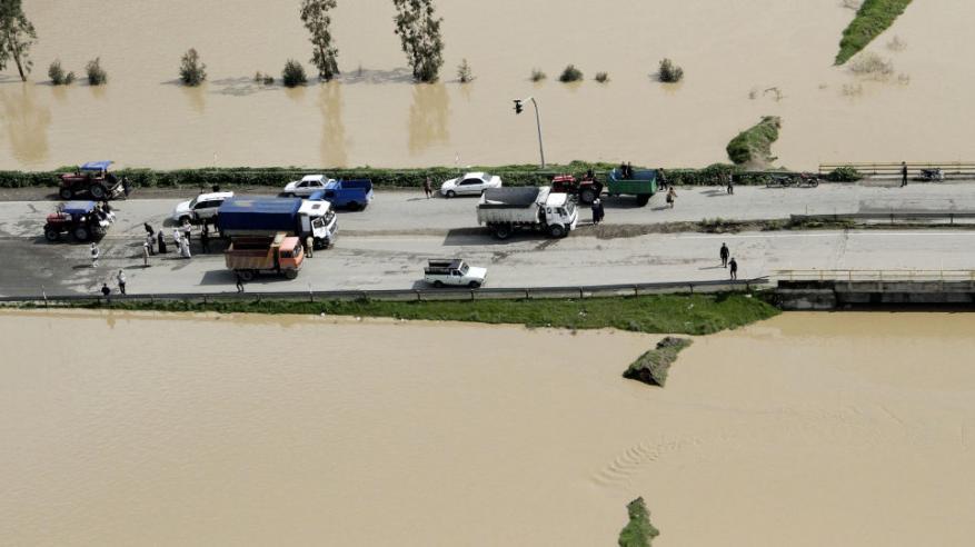 بالفيديو .. السيول القاتلة تجتاح 5 محافظات جديدة في إيران