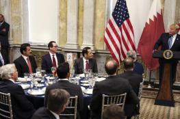 """ترامب يصف السفير البريطاني بـ""""الغبي جدا"""" .. ومأدبة أمير قطر تؤكد الأزمة"""