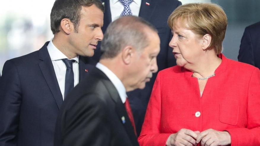 تركيا: صفحة جديدة مع ألمانيا.. وصراحة فرنسية بشأن فرص الانضمام للاتحاد الأوروبي