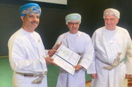 جامعة ظفار أول جامعة في السلطنة تحصل على الاعتماد المؤسسي