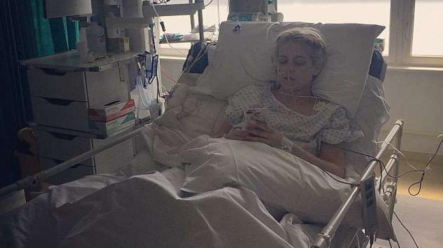 بعد زرع الكبد.. فتاة تصاب بـ6 سرطانات بسبب الأدوية3