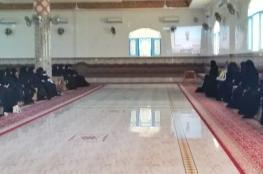تكريم معلمات مراكز تعليم القرآن بالرستاق