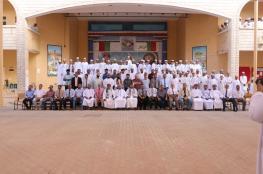 المدرسة السعيدية بصلالة تحتفل بالعيد الوطنى المجيد