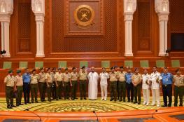 رئيس الشورى يستقبل وفد كلية الدفاع الوطني البنجلاديشي