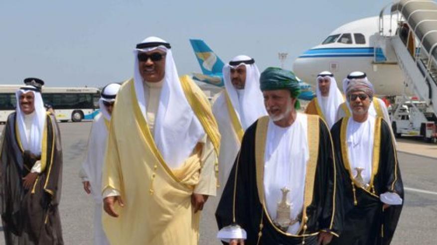 وصول النائب الأول لرئيس مجلس الوزراء ووزير الخارجية الكويتي٢