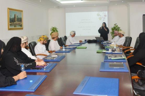 وزارة التنمية الاجتماعية تنظم حلقة عمل حول التحرير الصحفي وإدارة مواقع التواصل