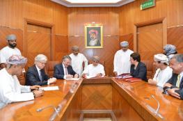"""""""النفط والغاز"""" توقع اتفاقية لتمويل وتنفيذ برنامج تطوير موارد الغاز للمشاريع المتكاملة"""