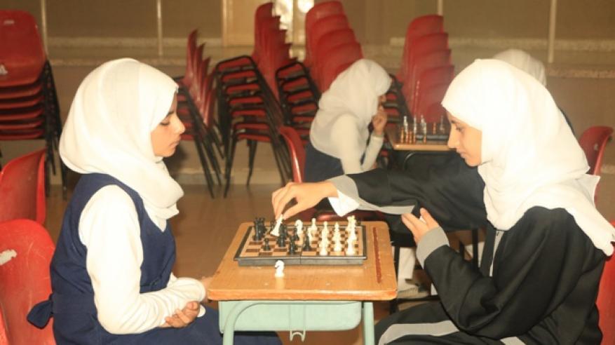 من منافسات الشطرنج