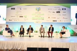 بلدية مسقط تشارك بملتقى الشرق الأوسط للمسطحات الخضراء الذكية