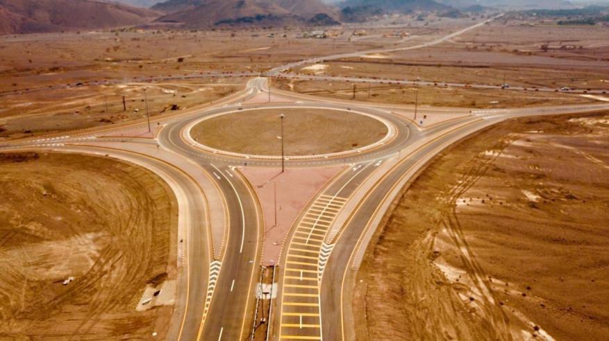 افتتاح طريق (2)