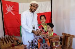 السلطنة تشارك في المهرجان الدولي للحرف اليدوية بأذربيجان
