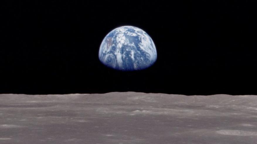 """بالفيديو.. """"ناسا"""" تنشر مقطع مثير لشروق الأرض على القمر"""