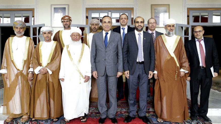 رئيس المحكمة العليا يناقش تعزيز التعاون القضائي في المغرب
