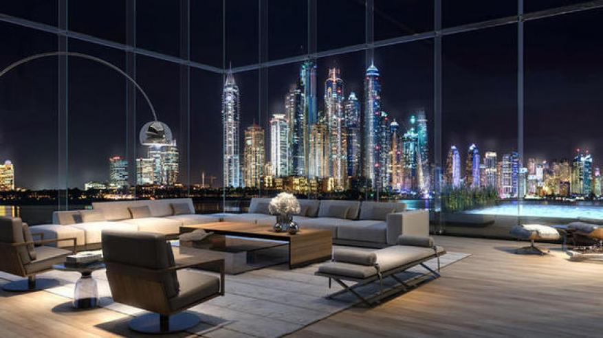 خليجي يشتري أغلي شقة في دبي