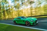 """GT R  الجديدة من مرسيدس  AMG أيقونة ولدت من قلب """"الجحيم الأخضر"""""""
