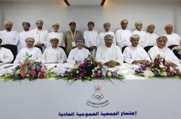 الحوسني يعلن ترشحه لرئاسة اللجنة الأولمبية العمانية