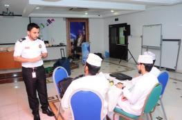 تواصل أعمال الدورة التدريبية الثانية في الابتكارات ضمن جائزة الرؤية لمبادرات الشباب