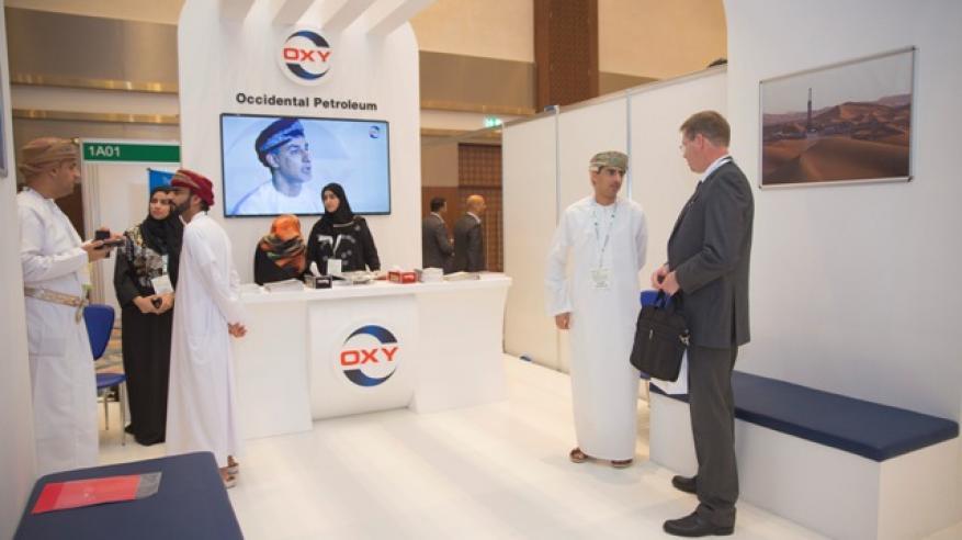 """""""أوكسيدنتال عمان"""" تثري نقاشات مؤتمر ومعرض النفط الثقيل"""