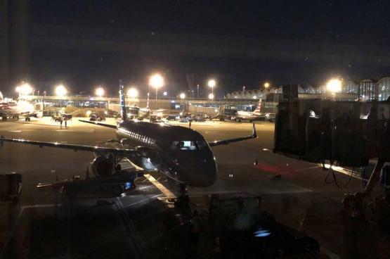 انقطاع الكهرباء عن مطار رونالد ريجان والسلطات تجري تحقيقا