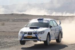 الراشدي جاهز للمنافسة في الجولة الأولى لرالي الإمارات