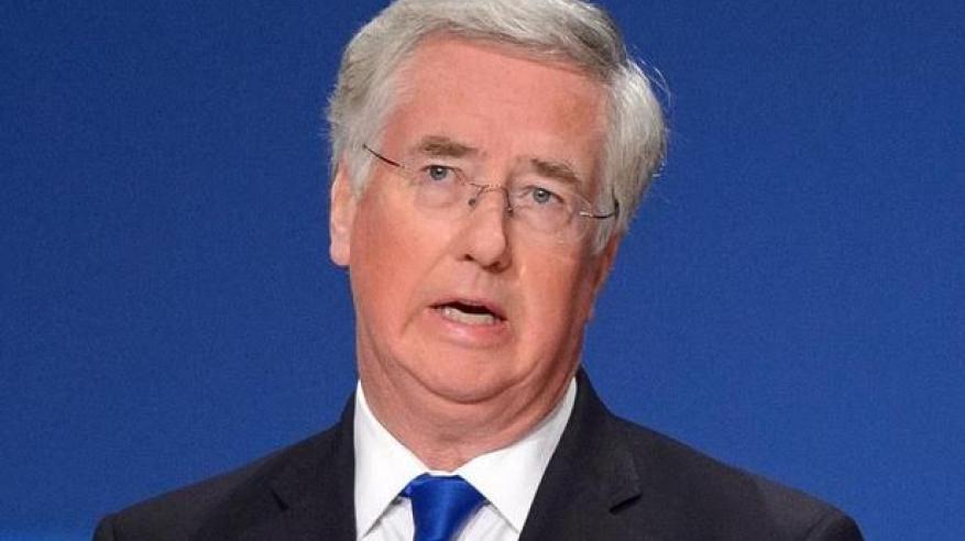 وزير الدفاع البريطانى يحذر: سنواجه الهجمات الإلكترونية برد عسكرى