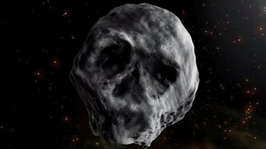 """علماء الفضاء يترقبون """"كويكب الموت"""""""