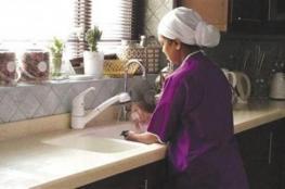 كشف حيلة هندي انتحل شخصية امرأة ليعمل خادمة