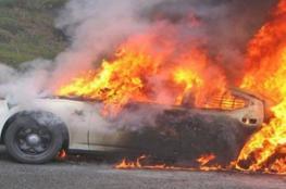 بالفيديو .. شاهد لحظة حرق سيارة أميرة بالطائف