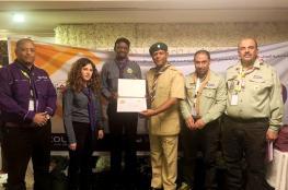 السلطنة تختتم مشاركتها في المنتدى الكشفي الثالث للطرق التربوية بالأردن