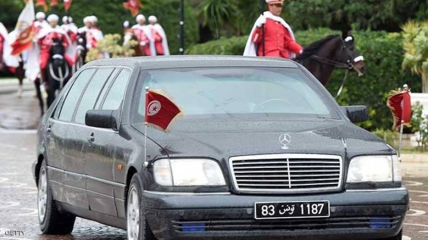 بيان توضيحي بعد ضبط مخدرات في سيارة تابعة للرئاسة بتونس