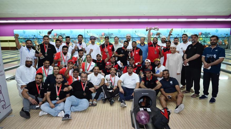 جمعية المصارف العمانية تختتم بطولة البولينج للمصارف الثانية