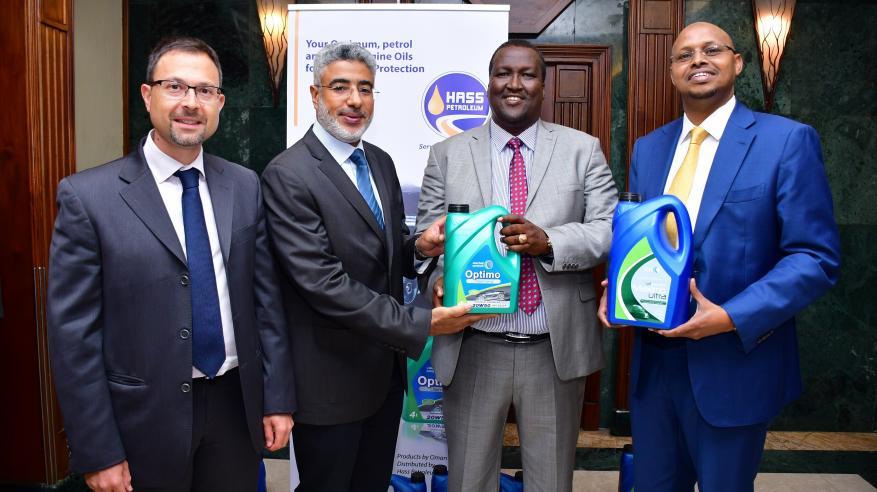 """اتفاقية لتوزيع زيوت """"النفط العمانية"""" في شرق أفريقيا"""