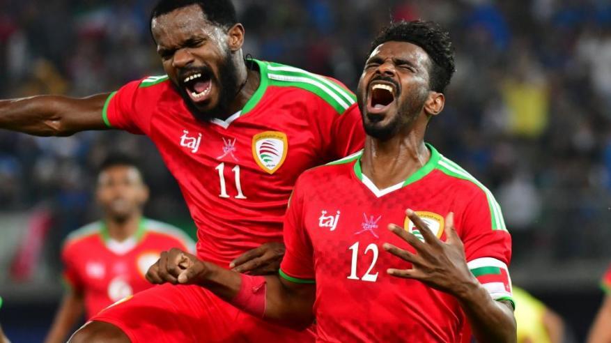 المنتخب العماني في المجموعة الخامسة لتصفيات آسيا المؤهلة لمونديال قطر 2022