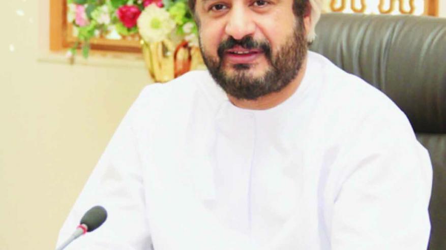 خالد بن عمر بن سعيد المرهون وزير الخدمة المدنيــــة