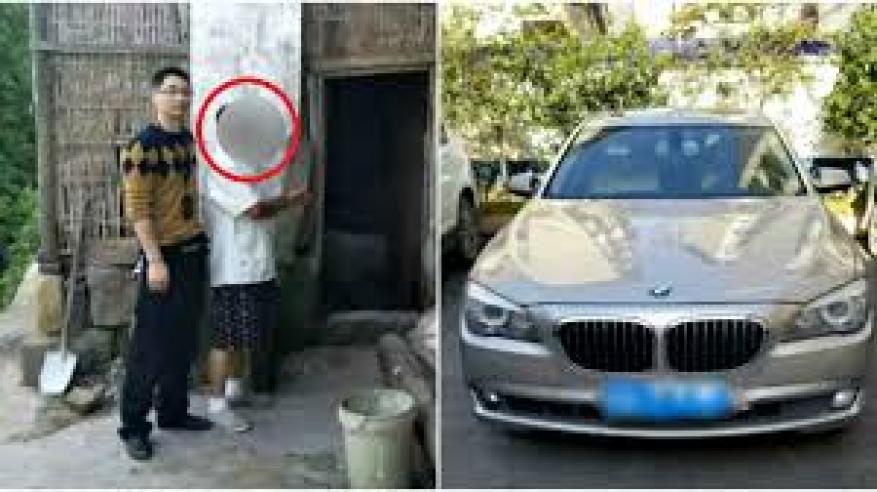 بالفيديو.. مزارع ثري يسرق الدجاج لشراء وقود لسيارته الفارهة