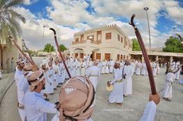 جلسة حوارية عن فن الرزحة بمركز عمان للموسيقى التقليدية