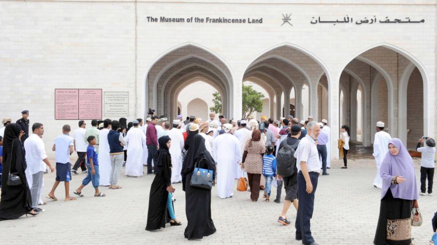 مواقع أرض اللبان تستقبل 11791 زائراً في نوفمبر