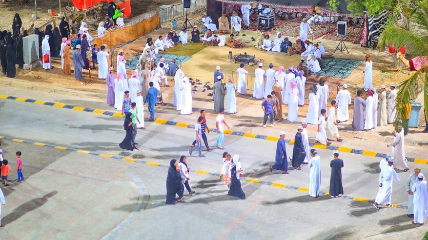 مشوار المهرجان يقترب من منتصف الطريق وعجلة الفعاليات في تنوع وإثراء