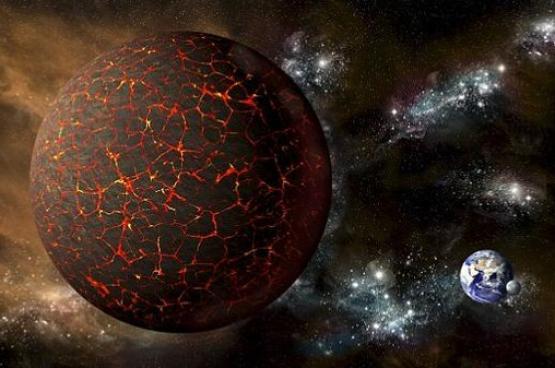 """مزاعم بنهاية العالم لاقتراب كوكب """"نيبيرو"""" الغامض من الأرض"""