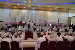 مدرسة واحة التميز الخاصة بوادي المعاول تحتفل بنهاية العام الدراسي