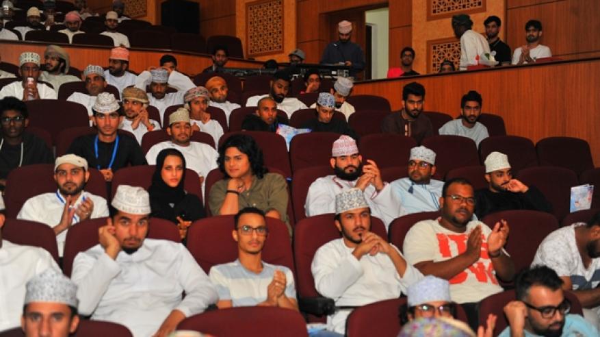 الحضور 1