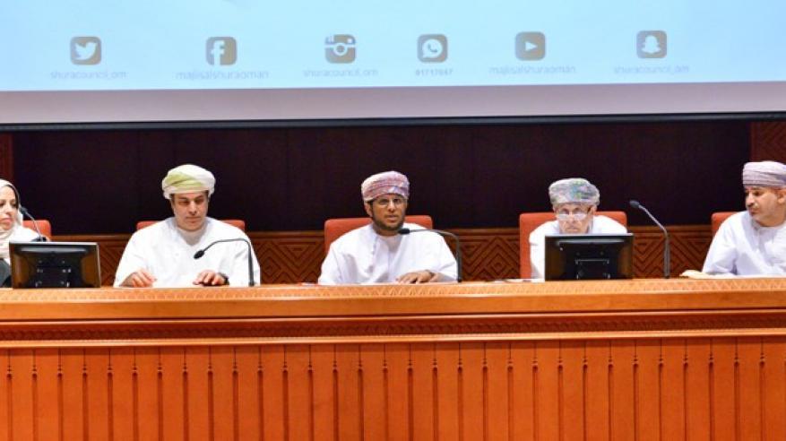"""جلسة حوارية في """"الشورى"""" تتلمس تحديات الاقتصاد الوطني وتستعرض خطط """"التنويع"""""""
