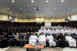 623 طالبا جديدا ينخرطون في البرنامج التأسيسي بكلية عمان للعلوم الصحية للعام الأكاديمي الجاري
