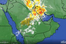 توقعات بتأثر منطقة الخليج بأخدود جوي مع بداية شهر رمضان