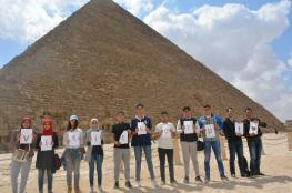 بالصور| 41% زيادة في عدد السياح بمصر.. و77% نموا بالإيرادات